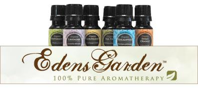 Edens Garden Aromatherapy